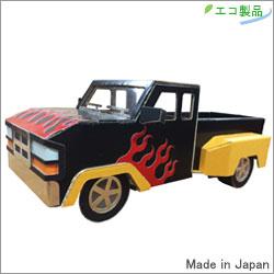 ダンボール製トラック